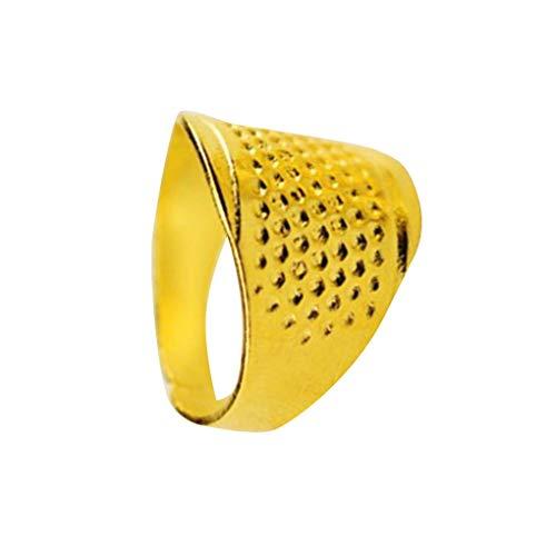 ntliche Farbe Haushaltsnaehmaschinen DIY Tools Ring Fingerhut Fingerschutz Startseite Quilting Sewing Handwerk Werkzeuge ()