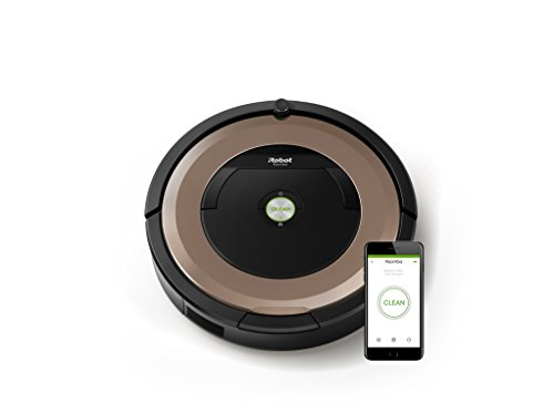 iRobot Roomba 895 Robot Aspirapolvere, Bronzo