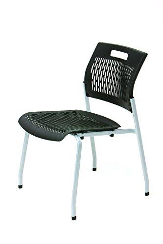 Marvelous Mitylite Adapt Flex Stacking Chair Black Interior Design Ideas Gentotryabchikinfo