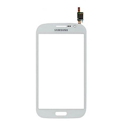 Écran tactile Samsung GT-i9060i Galaxy Grand Neo Plus Blanc