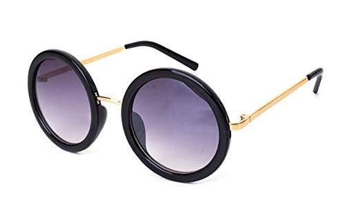 Daawqee New Retro Round Sunglasses Women Designer Vintage Sun Glasses Women Coating Oculos De Sol Gafas Lunette De Soleil C11