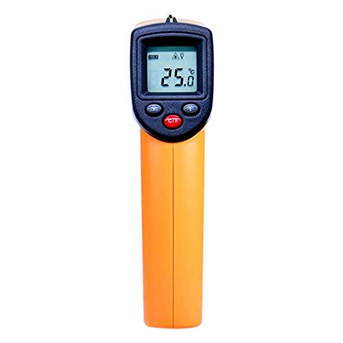 InisIE Apagado automático de luz de Fondo infrarrojo sin Contacto del termómetro...