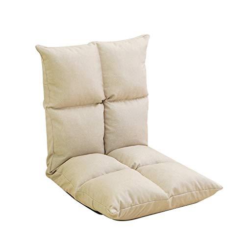 Deckchairs Möbel/Gartenmöbel & Zubehör/Sessel, Stühle & S Meditationsstuhl Gelbe Lazy Couch...