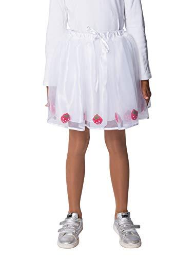 Deiters Erdbeere Kostüm - Deiters Petticoat mit Erdbeeren Kinder