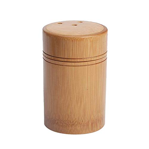 B Blesiya Porta Palillos De Madera Dispensador De Cubos Porta Palillos De Caja De Palillos De - Madera Talla 3, Individual