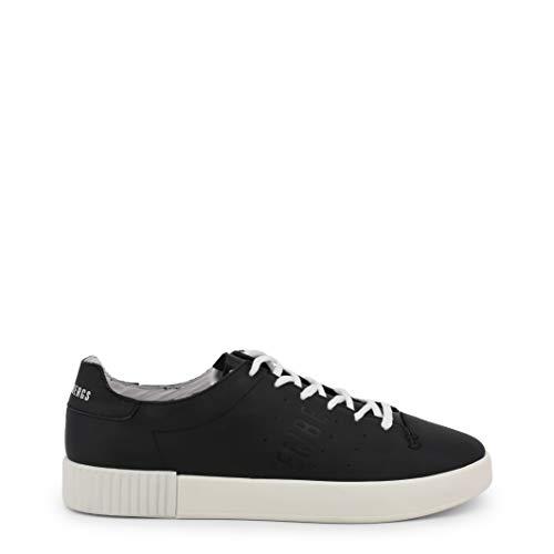Bikkembergs Scarpe Basse Sneakers Uomo Nero (Cosmos_2100)