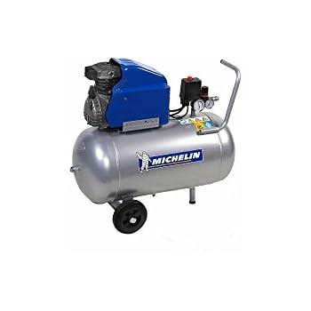Compresseur d air Michelin 50 litres 8 bars 120l/min