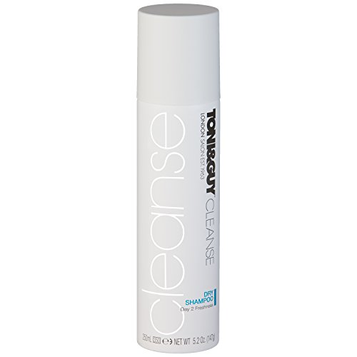 Toni & Guy Cleanse Dry Shampoo, 250 ml