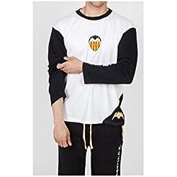 Pijama Valencia Club de Fútbol adulto invierno - L