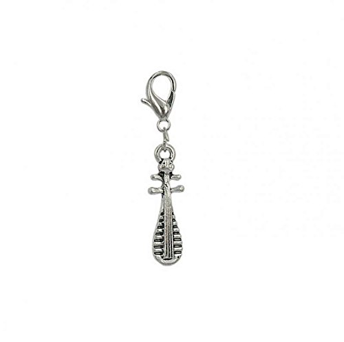 Charm Zither aus Stahl by Charming Charms