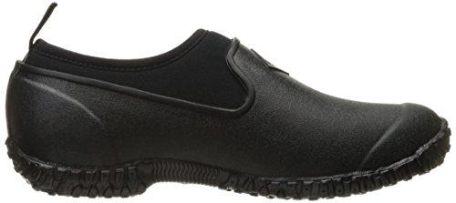 Muck Boots Womens Muckster II Low, Bottes et Bottines de Pluie Femme Noir (Black/black)