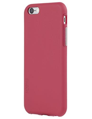 Skech SK26-HRD-PNK Hard-Rubber DUO Case für Apple iPhone 6 / 6S - 2-teilige, matte Schutzhülle mit edler Soft-Touch Beschichtung - pink pink (DUO)