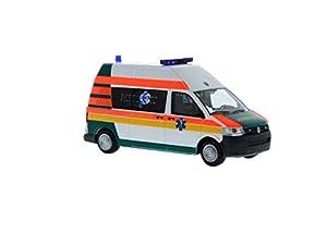 Rietze 53624Volkswagen T5GP medicent Rescate Rotenburg Van Modelo