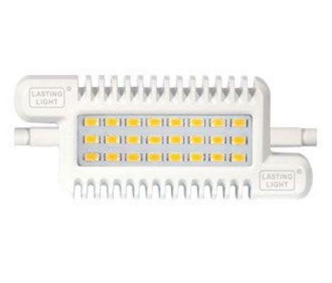 Lineal LED 9W R7s 118mm 4.000K   Halogenstabersatz ca. 120W