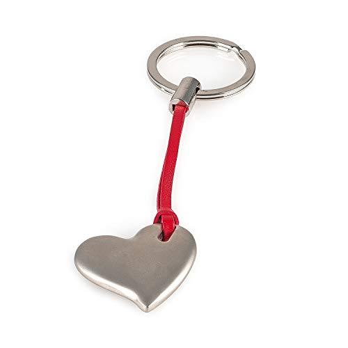 Preisvergleich Produktbild Pajoma 12838 Schlüsselanhänger,  Silber