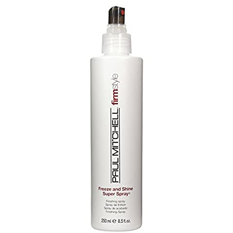 Paul Mitchell Freeze & Shine Super Spray 250ml [Personal Care]