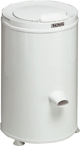 Wäscheschleuder, H x B x T: 660x350x110mm, Schleuderdreh. 2.800 min-1, Fassungsvermögen 1-3kg