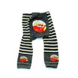 Leggings de laine de bébé et tout-petit par Dotty Fish - Dessins de garçon - 6-12 mois, 12-24 mois et 24+ mois