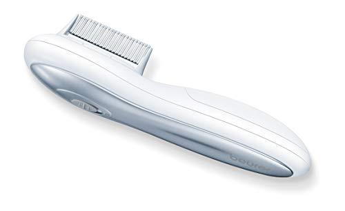 Beurer HT 15 Läusekamm, entfernt Läuse und Nissen ohne Einsatz von chemischen Mitteln wie Läuseshampoo, ideal auch für Kleinkinder