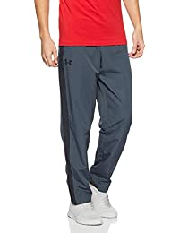 Activewear Bottoms Under Armour Storm Armour Mens Fleece Joggers Blue Fashionable Patterns