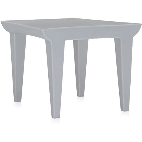 Kartell Bubble Club Table, Gris