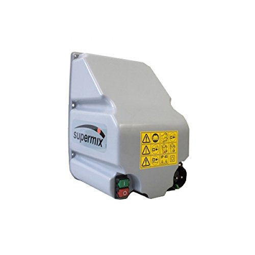 ATIKA Ersatzteil - Motorhaube Silbergrau 230V für Betonmischer ***NEU***