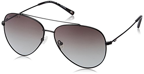 Tommy Hilfiger Gradient Aviator Men\'s Sunglasses - (807 PL C1 S|59|Grey Color)
