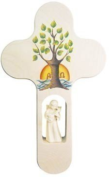MaMeMi aus Südtirol Engelkreuz Lebensbaum