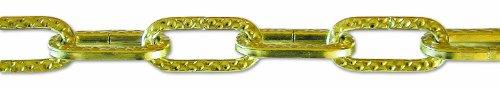 Kronleuchter kette Hammered, Stahl/Zink, max. Belastung 8 kg, Durchmesser 2 mm, Länge 1,5 m