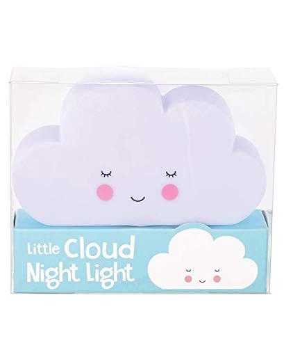 Dotcomgiftshop Nachtlicht Wolke mit LED -