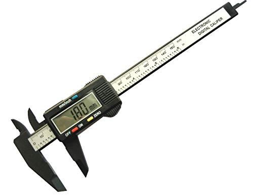 Elektronischer Digitaler Messschieber mit großem LCD-Display, 0-6 Zoll (0-6 Zoll), Millimeter-Umwandlungswerkzeug, Low Cost -