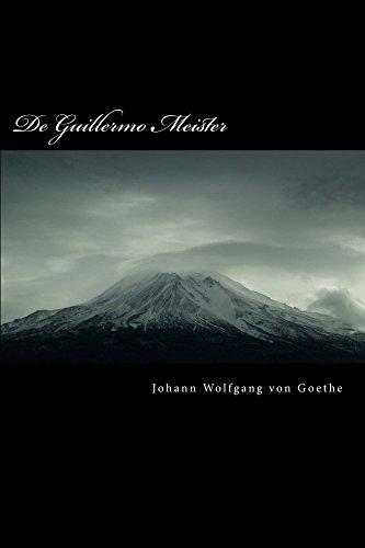 De Guillermo Meister por Johann Wolfgang von Goethe