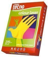 Inapa Kopierpapier tecno colour laser A4 190g/qm weiß VE=250 Blatt