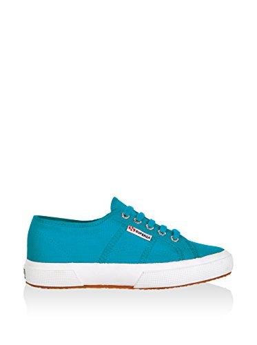 Superga 2750 Lamew, Sneaker a Collo Basso Unisex – Adulto Blu (Blue Caribe)