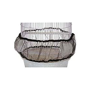 J.T. Industries BJT25064 Super Mesh Bird Bloomer Seed Guard, Large by J.T. Industries