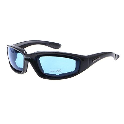 GoggleKitchen Zwiebelbrille, reißfest, zum Schneiden von Augen blau