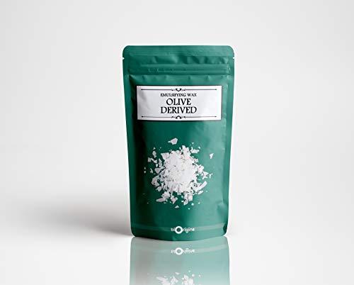 Cera emulsionante derivada de oliva