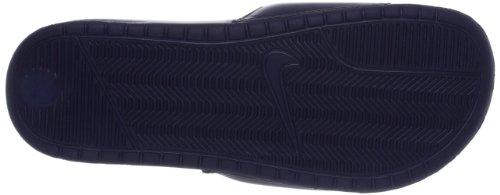Nike Benassi Jdi, Herren Flip Flop Blau (Midnight Navy/Windchill)