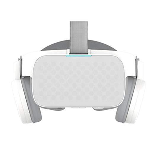 "WXGZS 3D-VR Virtual Reality Box Headset, in Einer Maschine Android 7.1 OS mit 5,5\"" HD 2560p-Display-Bildschirm 360 Panorama"