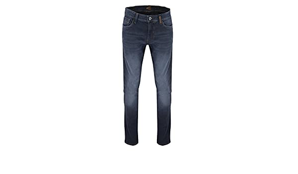 camel active Jeans Madison Modern Fit Black Blue 9X53 488585