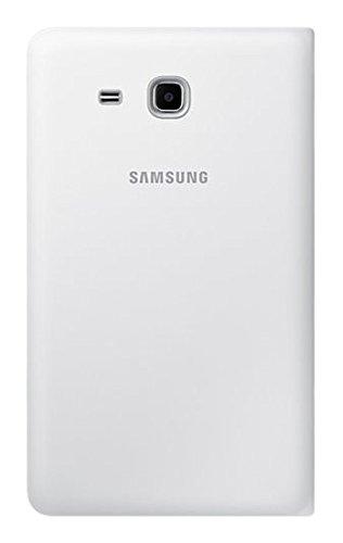 Samsung Original Étui à Rabat pour Samsung Galaxy Tab A 7 Pouces - Blanc