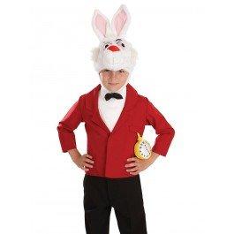 (White Rabbit Kostüme Aus Alice Im Wunderland)