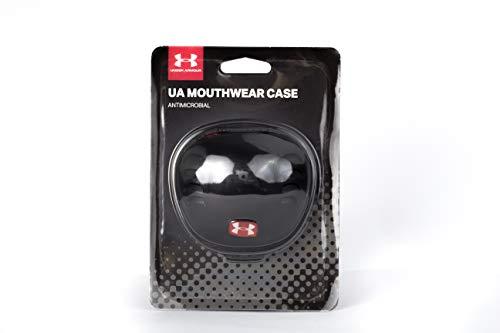 Under Armour ArmourBite Mundstück Aufbissschiene Dose Aufbewahrung für Mundschutz Box Mouthware Case