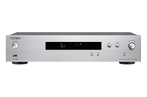 Onkyo Lecteurs réseau audio NS-6130 Silver