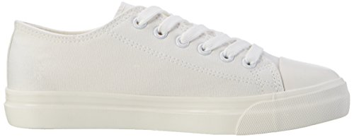 Tamaris 23600, Sneakers Basses Femme Blanc (WHITE 100)