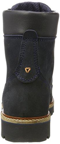 Dockers by Gerli 41ju201-300660, Stivali Desert Boots Donna Blu (Navy)