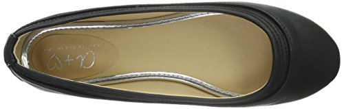 Another Pair of Shoes BellaaE2, Ballerines femme Noir (black01)