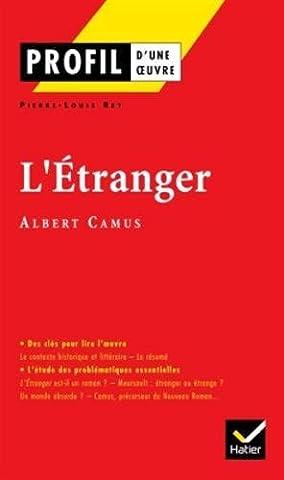 La France De Profil - L' Etranger d'Albert