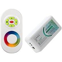 Controlador RGB con Control Remoto para focos, LED, Piscinas, Jardín