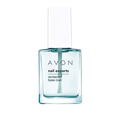 Avon Nail Experts RevitaCool Base Coat